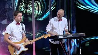 Dragan Bodiroza videoclip Moja Malena (On BN Music 2015) (Live)