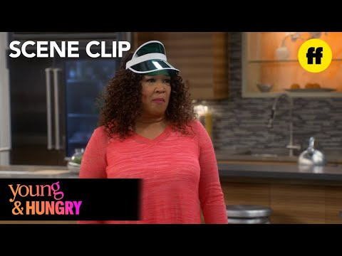 Young & Hungry | Season 4, Episode 7: Poker Game | Freeform