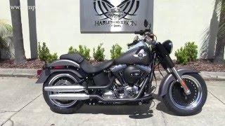 9. 2016 Harley Davidson Fat Boy Lo for sale Tampa FL