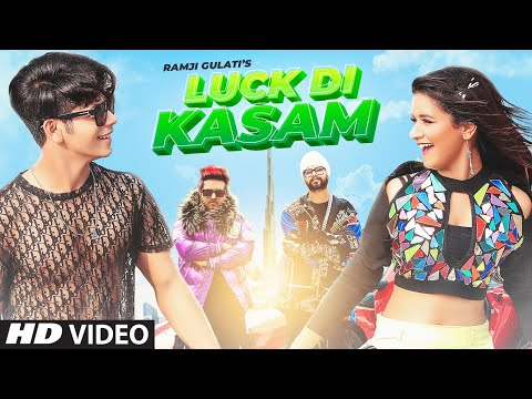 Luck Di Kasam Video | Ramji Gulati | Avneet Kaur | Siddharth Nigam | Vikram Nagi |  Mack | T-Series