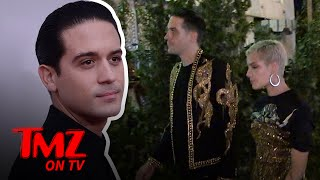 Video G-Eazy And Halsey Wear Matching Outfits Out On The Town | TMZ TV MP3, 3GP, MP4, WEBM, AVI, FLV Januari 2018