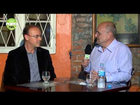Ricardo Orlandini entrevista o cirurgião cardiovascular Eduardo Keller Saadi coordenador da Semana Estadual de Prevenção e Combate ao Aneurisma da Aorta.
