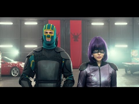 Kick-Ass 2 (Extended Red Band Trailer)
