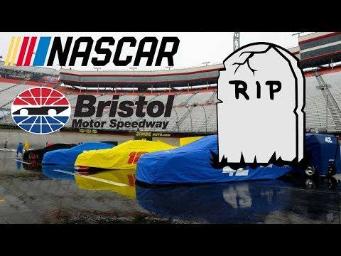NASCAR at Bristol is Dead DriVeLOG #47