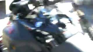 8. 2006 Yamaha Apex RXT Black - RX10RTL Snowmobile - Was $10,999 now $8699!