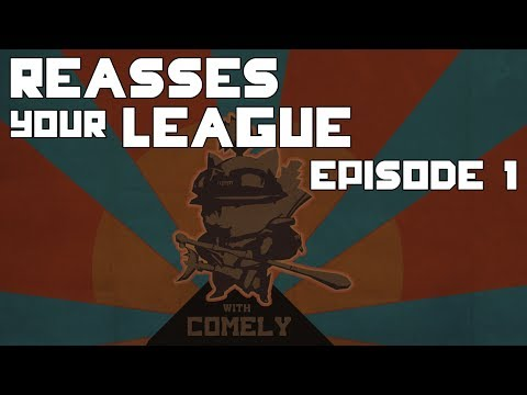 league - Reassess Your Chess via Amazon: http://amzn.to/1gnjI2J Reassess Your League is a Youtube series about creating a strong foundation for thinking about LoL gam...