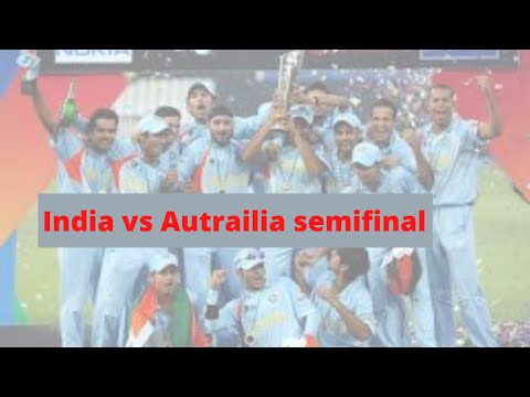 Austrailia v India Semi Final | T20 World Cup 2007 Full Highlights | HD Quality