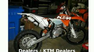 6. [tarohan] 2011 KTM XC 300 W  Details Specification motorbike Dealers Specs Features Engine superbike