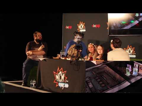 Video thumbnail for The Golden Tooth DND Live Game – Final Boss Fight Plays DND @ MCM London October 2019
