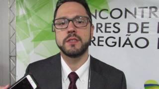 Diretor do DENATRAN em visita a Porto Velho fala sobre fiscalização e pagamento de multas por cartão de crédito.