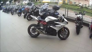 8. Triumph Daytona 675R Road Test (Awesome Sound)