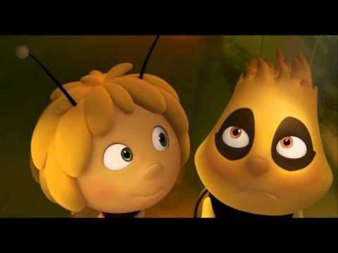 La abeja Maya, la película - Clip: Sting?>