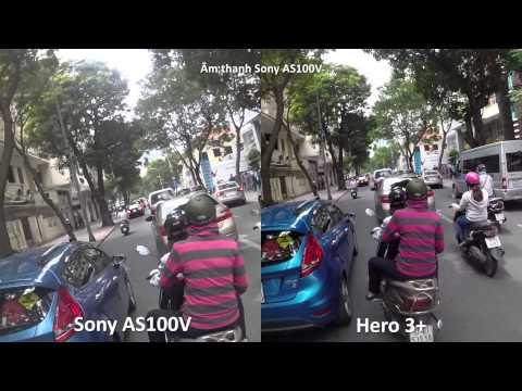 So sánh chống rung Lumia 930, Google Glass, GoPro Hero 3+, và Sony Action Cam AS100V