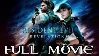 Resident Evil: Revelations FULL MOVIE (2013)