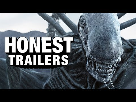 An Honest Trailer for Alien Covenant