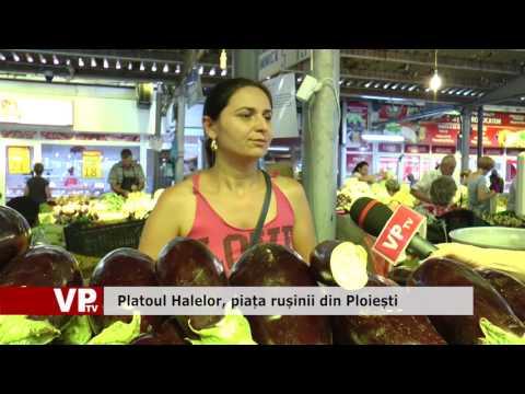 Platoul Halelor, piața rușinii din Ploiești