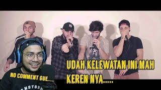Video KELAR LO SEMUA !! GRUP BEATBOX TERBAIK DI DUNIA FIX INI MAH ! | Sans Reaction MP3, 3GP, MP4, WEBM, AVI, FLV April 2018