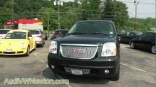 2008 GMC Yukon Denali Overview
