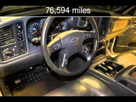 2004 Chevrolet Silverado 1500 LT Used Cars - Roscoe,Illinois