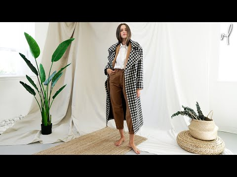 How To Style OVERSIZED Clothing  Everday Outfit Ideas