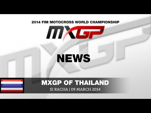 MXGP of Thailand 2014 Highlights – Motocross