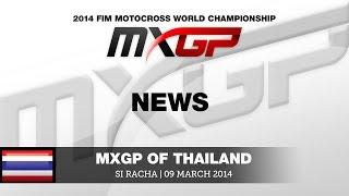 MXGP Of Thailand 2014 Highlights - Motocross