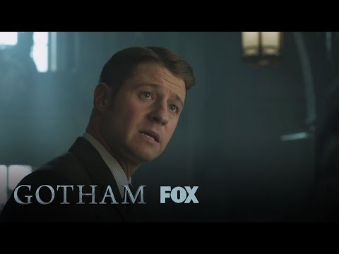 Gotham 1.19 (Clip 'A Man with a Reputation')