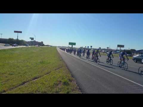 Texas Challenge Bicycle Ride - Killeen - Fort Hood, Texas 2017