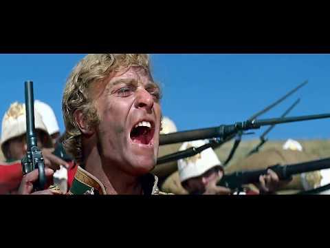 Zulu (1964) - final battle with Zulus 🛡️🔫