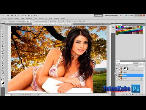 Tutorial Photoshop CS5 // Extraccion Perfecta