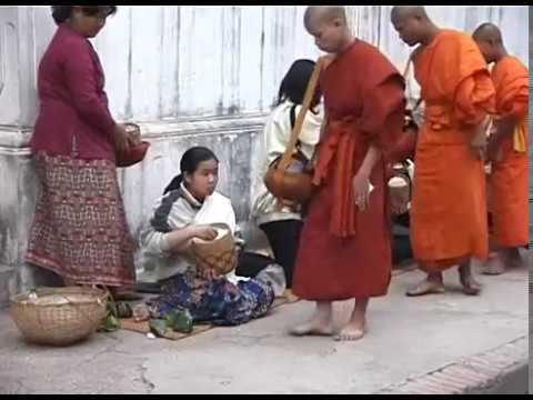 Laos Der Bambusvorhang öffnet sich