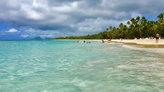 Exploring all great beaches of Martinique Island, incl. La Plage de Grande Anse des Salines, Grande Terre, Anse à Prunes, Anse Trabaud, Grande Anse du ...