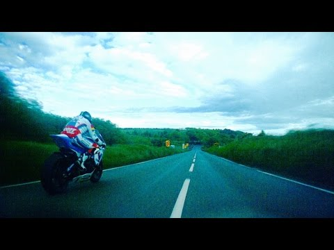 GUY MARTIN - Go BIG or Go HOME! Isle of Man TT  - On Bike - 200MPH!