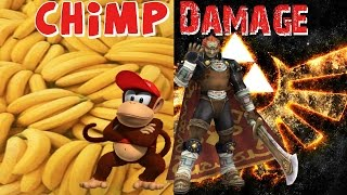 [PMTV] Chimp Damage – a Diddy Kong/Ganondorf Combo Video Ft. DLA