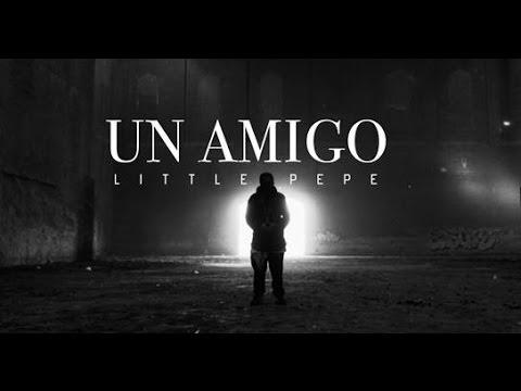 Little Pepe le canta a 'un amigo'