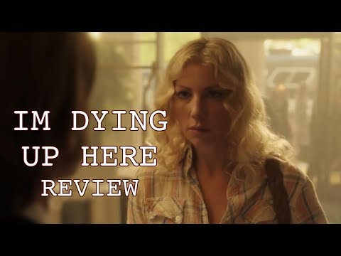 I'm Dying Up Here Review - Melissa Leo, Michael Angarano
