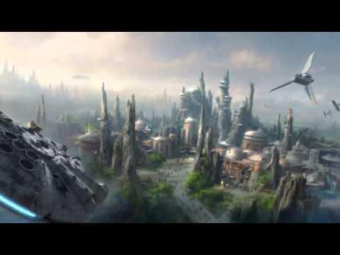 Star Wars Land: New Disney World Attraction