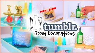 DIY Tumblr Room Decor for Teens | Cheap! - YouTube