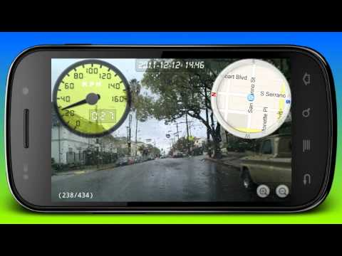 Video of Dashboard Cam