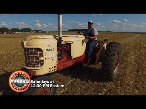 Don't Miss Classic Tractor Fever On RFD-TV!