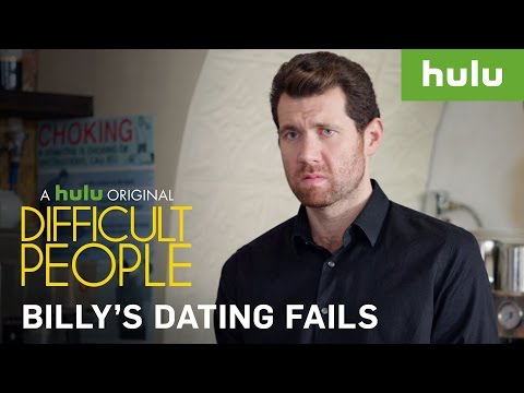 Billy's Dating Fails • Difficult People on Hulu
