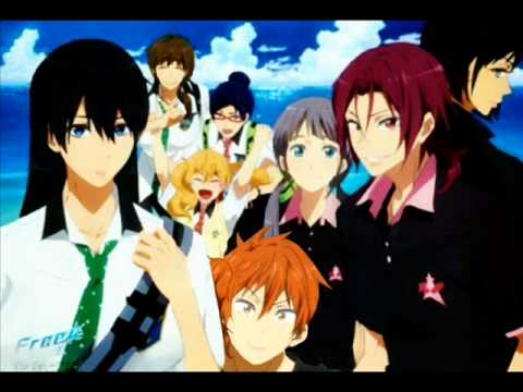 Free! Ed Clear Blue Departure  (female Version)