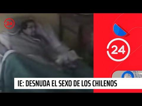sexo a la chilena - El equipo de Informe Especial por primera vez instaló cámaras en las habitaciones de dos familias sin tener actividad sexual.