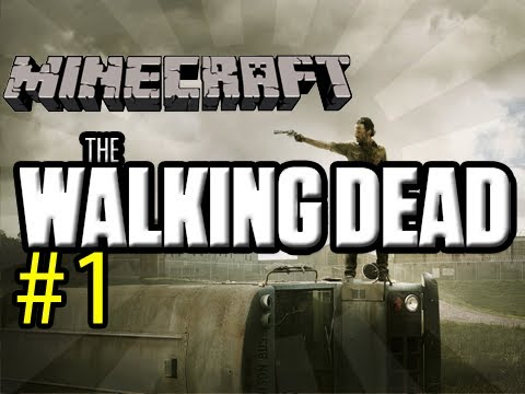 custom minecraft map downloads - This is a Map called The Walking Dead! It's a Custom Adventure map based on the TV show