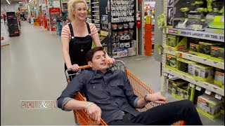 Kellie & Ben Surprise Two Home Depot Employees