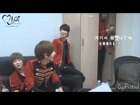 [MINi]111216 Boyfriend Self Camera EP04[韓語中字]
