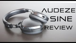 Review of the Audeze Sine On-ear headphones.  They offer some nice features and have really good build quality! Subscribe for more vids!Audeze Sine: http://amzn.to/2a0WUtEFollow me on Twitter http://bit.ly/naPkja
