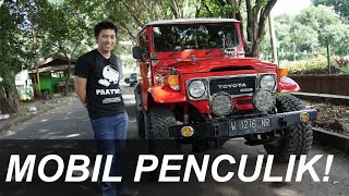Video Toyota Land Cruiser FJ40 Hardtop MP3, 3GP, MP4, WEBM, AVI, FLV Februari 2018