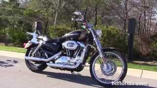 4. Used 2005 Harley Davidson Sportster 1200 Custom Motorcycles for sale