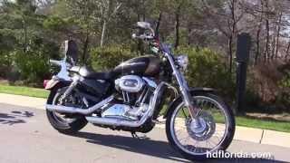 10. Used 2005 Harley Davidson Sportster 1200 Custom Motorcycles for sale